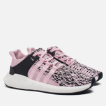 Мужские кроссовки adidas Originals EQT Support 93/17 Wonder Pink/Wonder Pink/Running White фото- 1