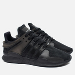 Мужские кроссовки adidas Originals EQT Support ADV Black фото- 1