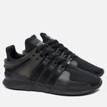 adidas Originals EQT Support ADV Men's Sneakers Black photo- 1