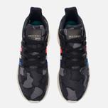 Мужские кроссовки adidas Originals EQT Support ADV Camo Core Black/Blue/White фото- 4