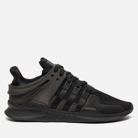 Мужские кроссовки adidas Originals EQT Support ADV Core Black/Core Black/White