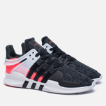 Кроссовки adidas Originals EQT Support ADV Core Black/Turbo фото- 1