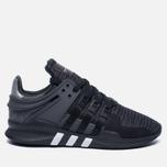Мужские кроссовки adidas Originals EQT Support ADV Core Black/Utility Black/Solid Grey фото- 0