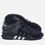Мужские кроссовки adidas Originals EQT Support ADV Core Black/Utility Black/Solid Grey фото- 2