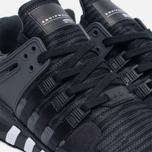 Мужские кроссовки adidas Originals EQT Support ADV Core Black/Utility Black/Solid Grey фото- 5