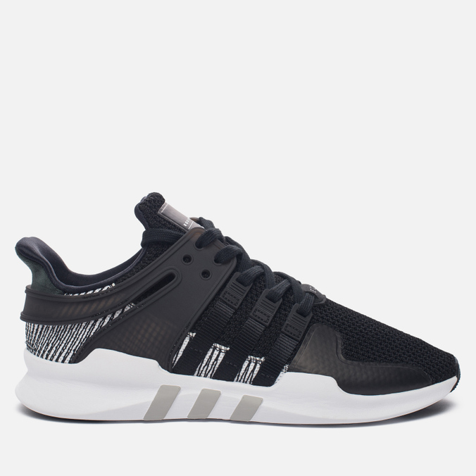 Мужские кроссовки adidas Originals EQT Support ADV Highlight Pack Core Black/Core Black/White