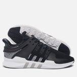 Мужские кроссовки adidas Originals EQT Support ADV Highlight Pack Core Black/Core Black/White фото- 1