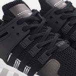 Мужские кроссовки adidas Originals EQT Support ADV Highlight Pack Core Black/Core Black/White фото- 3