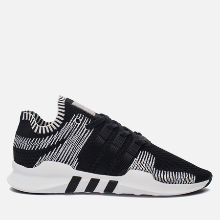 Мужские кроссовки adidas Originals EQT Support ADV Primeknit Highlight Pack Core Black/White