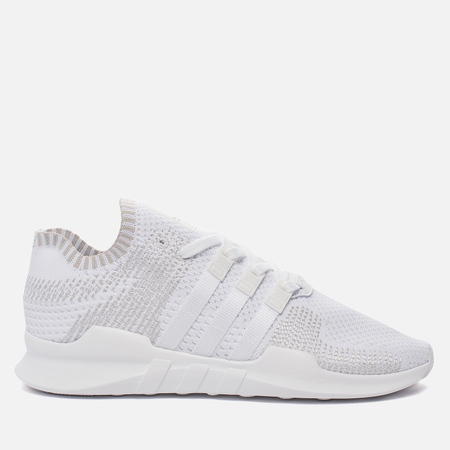 Мужские кроссовки adidas Originals EQT Support ADV Primeknit White/White