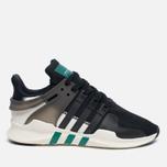 Мужские кроссовки adidas Originals EQT Support ADV Xeno Black/Green фото- 0