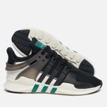 Мужские кроссовки adidas Originals EQT Support ADV Xeno Black/Green фото- 1