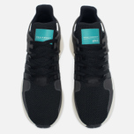 Мужские кроссовки adidas Originals EQT Support ADV Xeno Black/Green фото- 5