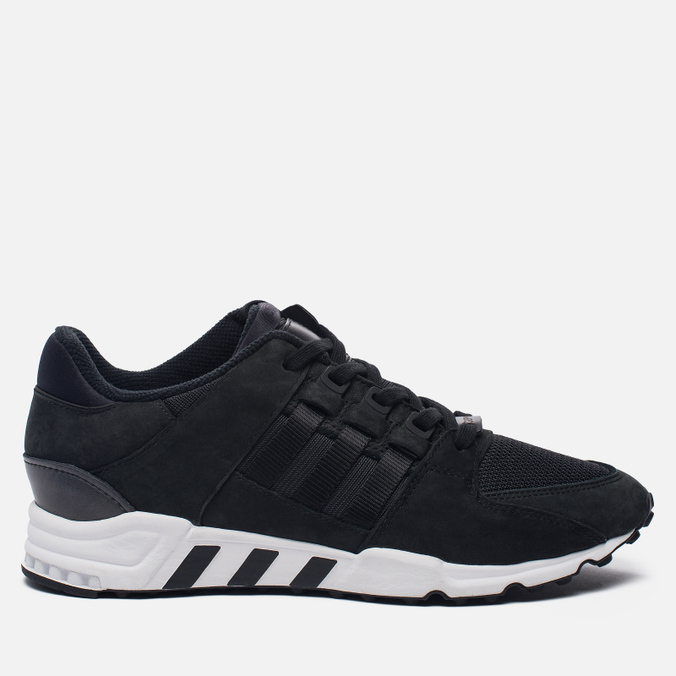 Мужские кроссовки adidas Originals EQT Support RF Core Black/Core Black/White
