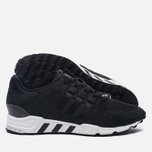 Мужские кроссовки adidas Originals EQT Support RF Core Black/Core Black/White фото- 1