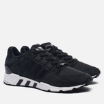 Мужские кроссовки adidas Originals EQT Support RF Core Black/Core Black/White фото- 2