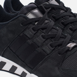 Мужские кроссовки adidas Originals EQT Support RF Core Black/Core Black/White фото- 3