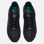 Мужские кроссовки adidas Originals EQT Support RF Core Black/Core Black/White фото- 4