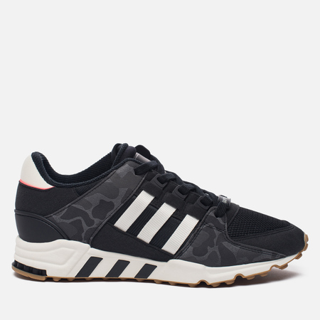 Мужские кроссовки adidas Originals EQT Support RF Core Black/Off White/Core Black