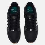 Мужские кроссовки adidas Originals EQT Support RF Core Black/Off White/Core Black фото- 4