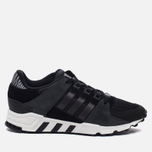 Мужские кроссовки adidas Originals EQT Support RF Highlight Pack Core Black/Core Black/White фото- 0