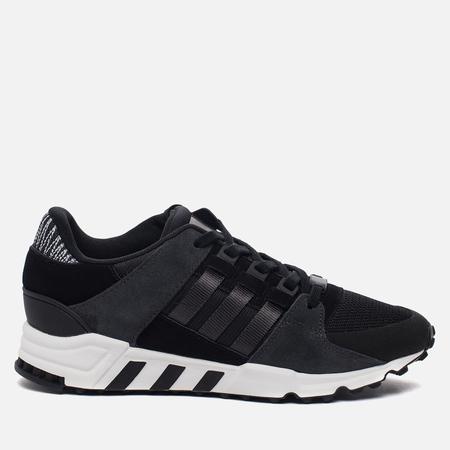 Мужские кроссовки adidas Originals EQT Support RF Highlight Pack Core Black/Core Black/White