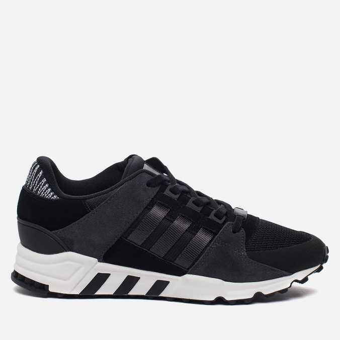 Мужские кроссовки adidas Originals EQT Support RF Highlight Pack Core Black/Core Black/White