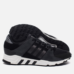Мужские кроссовки adidas Originals EQT Support RF Highlight Pack Core Black/Core Black/White фото- 1