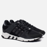 Мужские кроссовки adidas Originals EQT Support RF Highlight Pack Core Black/Core Black/White фото- 2