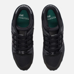 Мужские кроссовки adidas Originals EQT Support RF Highlight Pack Core Black/Core Black/White фото- 4