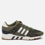 Мужские кроссовки adidas Originals EQT Support RF Olive Gargo/Off White/Core Black фото- 0