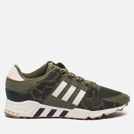 Мужские кроссовки adidas Originals EQT Support RF Olive Gargo/Off White/Core Black