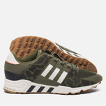Мужские кроссовки adidas Originals EQT Support RF Olive Gargo/Off White/Core Black фото- 1