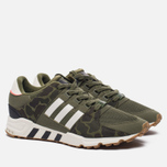 Мужские кроссовки adidas Originals EQT Support RF Olive Gargo/Off White/Core Black фото- 2