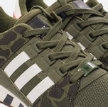 Мужские кроссовки adidas Originals EQT Support RF Olive Gargo/Off White/Core Black фото- 3