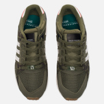 Мужские кроссовки adidas Originals EQT Support RF Olive Gargo/Off White/Core Black фото- 4