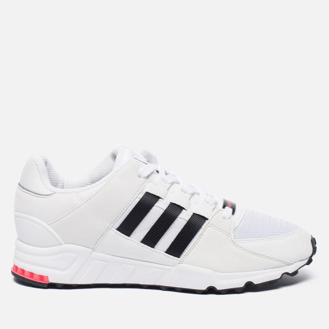 064bd7cccd17 Мужские кроссовки adidas Originals EQT Support RF Vintage White Core Black  ...