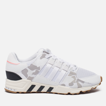 Мужские кроссовки adidas Originals EQT Support RF White/Off White/Core Black