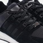 Мужские кроссовки adidas Originals EQT Support Ultra Core Black/Core Black/White фото- 3