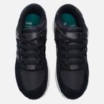 Мужские кроссовки adidas Originals EQT Support Ultra Core Black/Core Black/White фото- 4