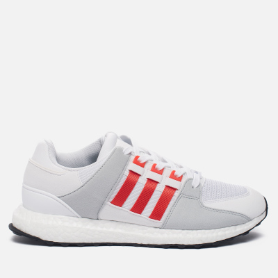 adidas Originals EQT Support Ultra White/Bold Orange/Clear Grey