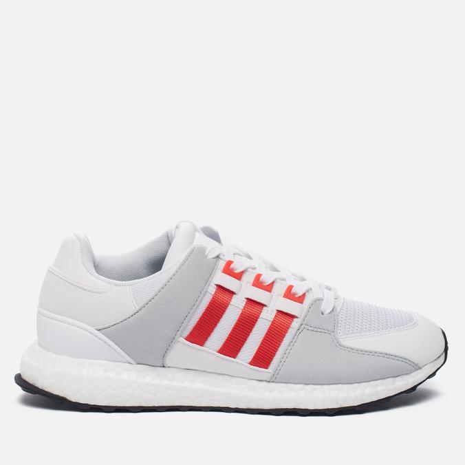 Мужские кроссовки adidas Originals EQT Support Ultra White/Bold Orange/Clear Grey