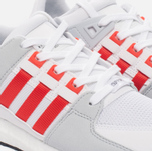 Мужские кроссовки adidas Originals EQT Support Ultra White/Bold Orange/Clear Grey фото- 3