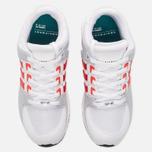 Мужские кроссовки adidas Originals EQT Support Ultra White/Bold Orange/Clear Grey фото- 4