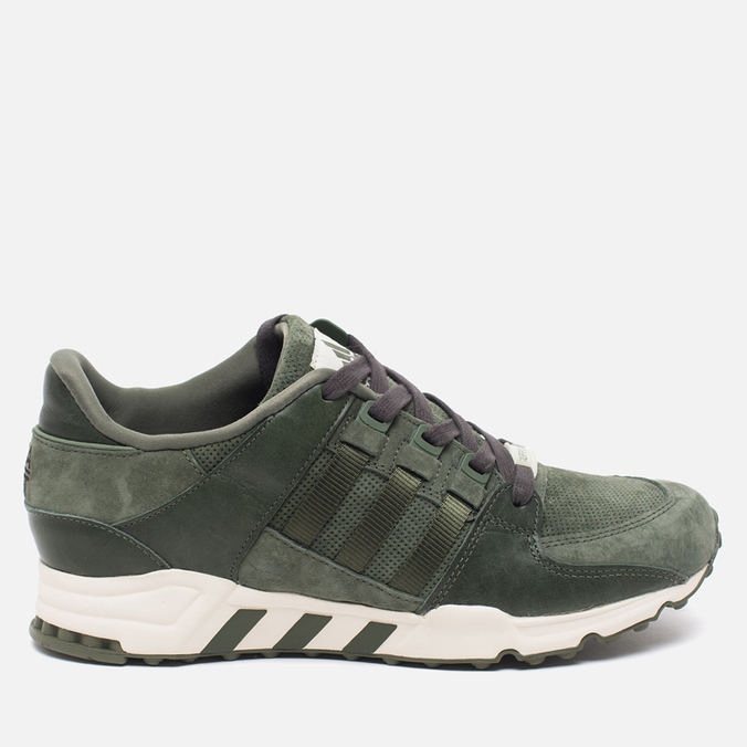 Мужские кроссовки adidas Originals Equipment Support 93 HZA Regional Pack Base Green/Chalk White