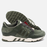 Мужские кроссовки adidas Originals Equipment Support 93 HZA Regional Pack Base Green/Chalk White фото- 2