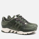 Мужские кроссовки adidas Originals Equipment Support 93 HZA Regional Pack Base Green/Chalk White фото- 1