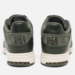 Мужские кроссовки adidas Originals Equipment Support 93 HZA Regional Pack Base Green/Chalk White фото- 3