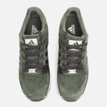 Мужские кроссовки adidas Originals Equipment Support 93 HZA Regional Pack Base Green/Chalk White фото- 4