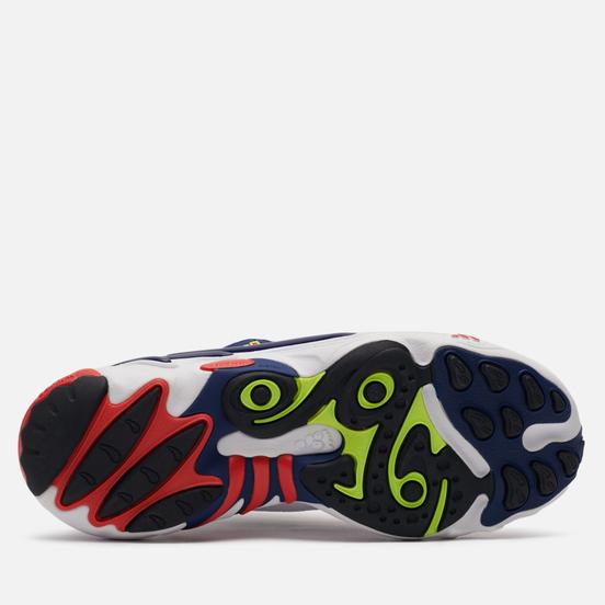 Мужские кроссовки adidas Originals FYW 98 Cloud White/Dark Blue/Solar Yellow